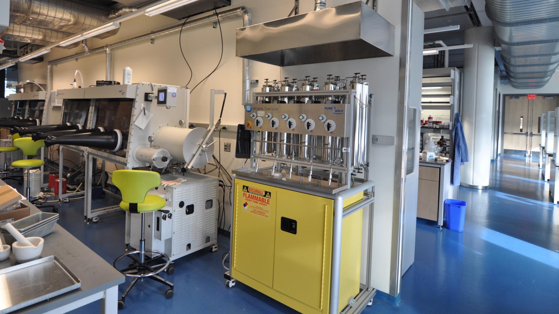 Laboratory and Research Safety | Office of Environmental ...