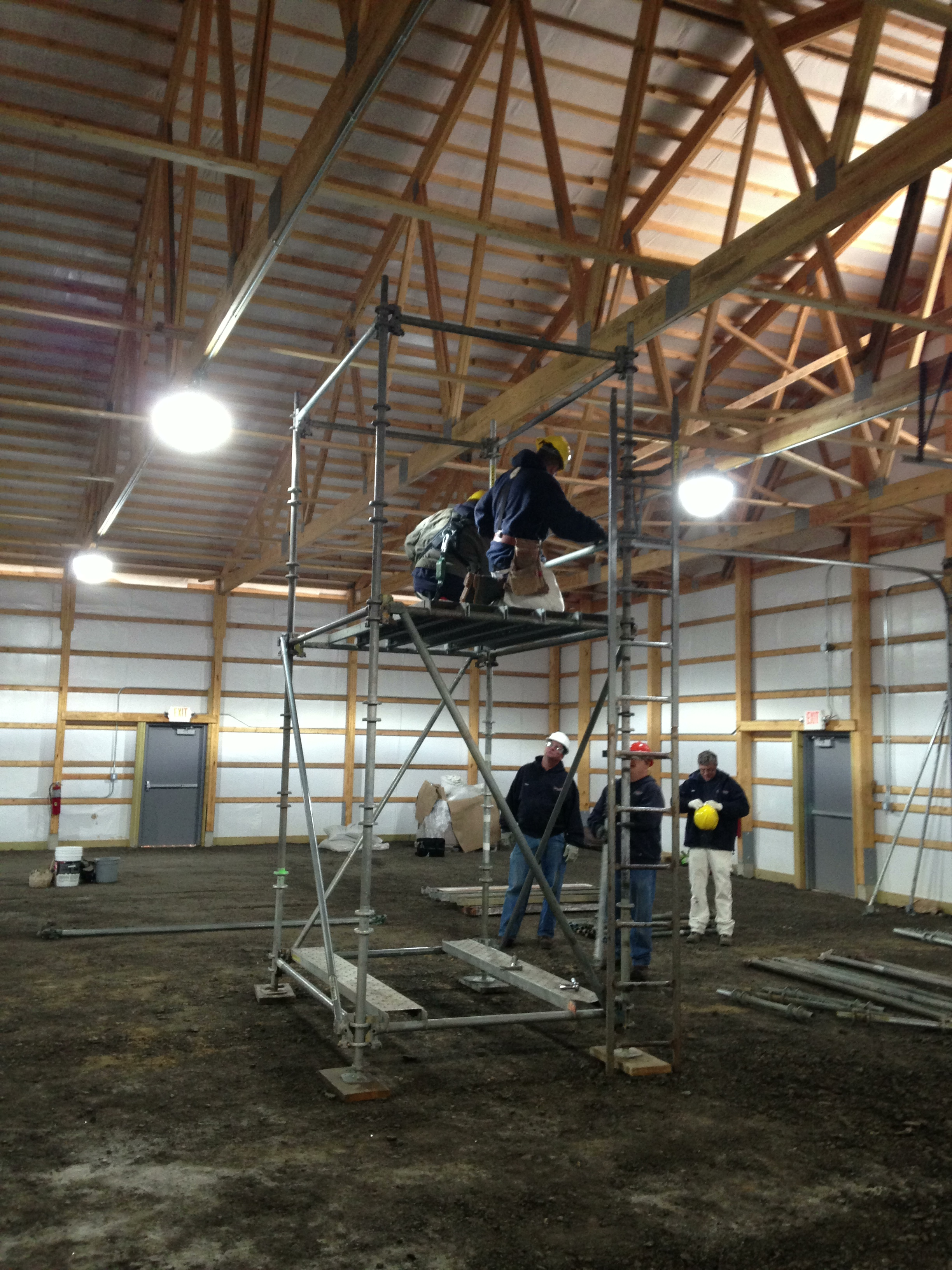 Scaffold Roles and Responsibilities