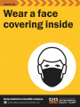 Wear Face Covering
