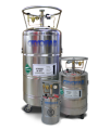 cryogenic liquid cylinder